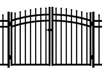 Jerith Aluminum Gate Rainbow Buckingham