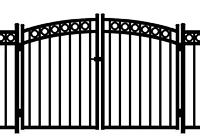 Jerith Aluminum Gate Rainbow Windsor Plus