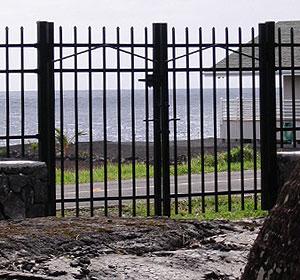 Jerith 174 Aluminum Fence Standard Gates Aluminum Fence Com