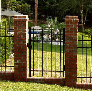 Jerith Aluminum Style 101 Gate